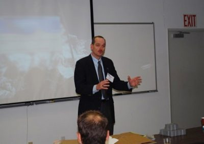 Chris Heush Class Room Training