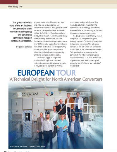 European Study Tour