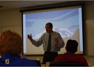 Customer Classroom Training