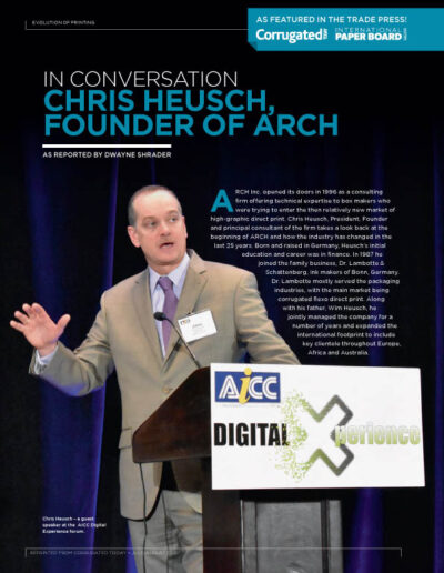 In Conversation with Chris Heusch